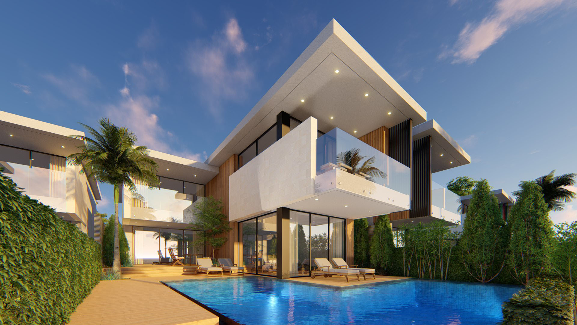MDS VILLA & RESORT | Ba Ria Vung Tau | Architecture Designed by DVNP Architects