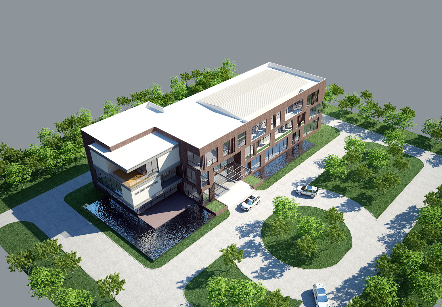 HOA THO OFFICE | Da Nang | Architecture Designed by DVNP Architects