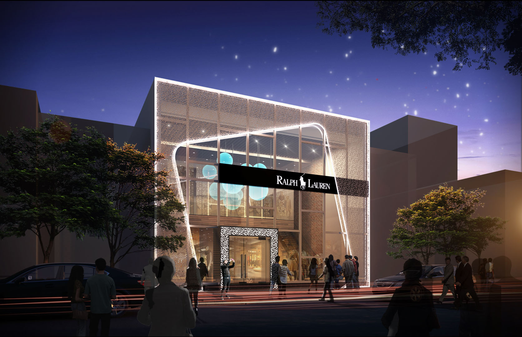 NH FASHION STORE | Ho Chi Minh City | Concept Designed by DVNP Architects